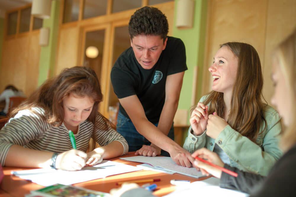 sprache lernen sprachkurs englisch projektwoche projekttage klassenfahrt sprachreise nsn gernotmuhr