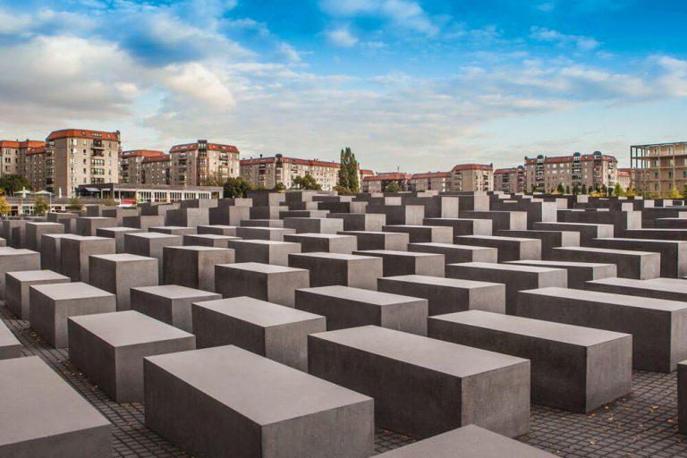 berlin holocaust mahnmal schueler staedtereise projektwoche klassenfahrt