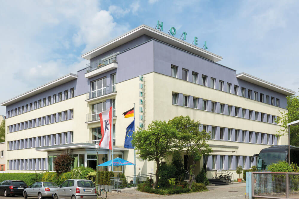 clb berlin hotel citylight aussen staedtereise projektwoche projekttage jugendherberge