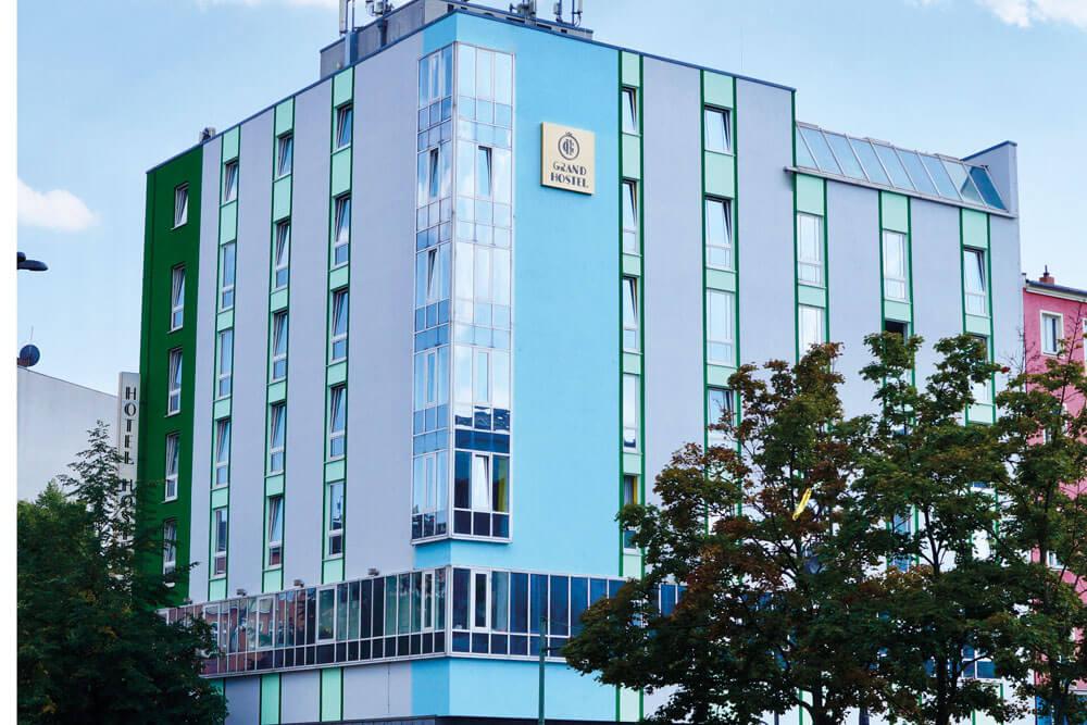gub berlin grand hostel urban aussen staedtereise projektwoche projekttage jugendherberge