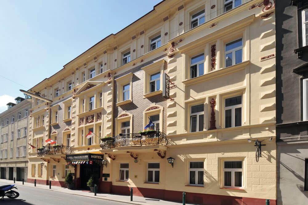 hpr wien hotel praterstern aussen staedtereise projektwoche projekttage jugendherberge