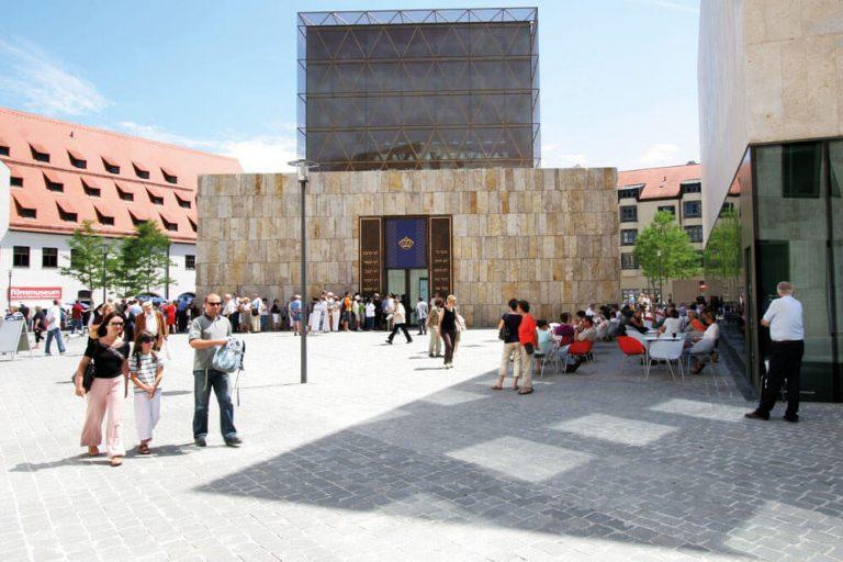 muenchen jakobplatz staedtereise projektwoche klassenfahrt nagy presseamt