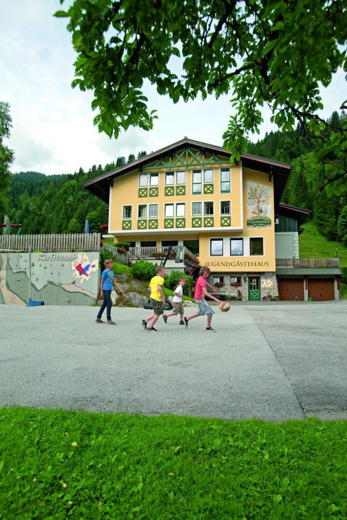young austria Peilsteinhof Kleinarl 6